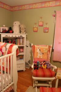 Sheep Dog Bedroom
