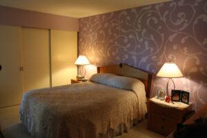 Vine Bedroom